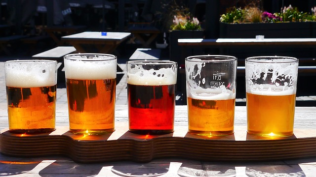 Tipos de cervezas artesanas en Barcelona